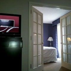 Photo taken at Sheraton Suites Columbus by Josh D. on 5/28/2012