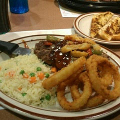 Photo taken at Denny's by Michael L. on 4/3/2012