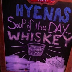 Photo taken at Hyena's Comedy Club by  ℋumorous on 4/3/2011