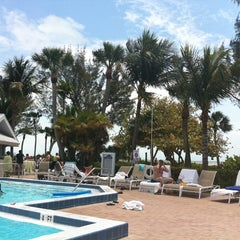 Photo taken at Casa Ybel Resort by Maeve R. on 4/14/2012