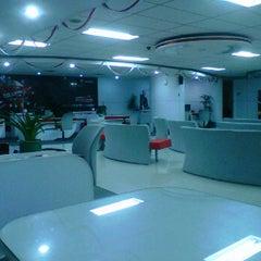 Photo taken at GraPARI Telkomsel by RIKI I. on 3/29/2012