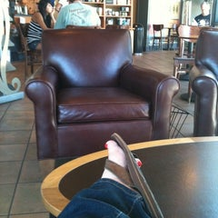 Photo taken at Starbucks by Caitlin P. on 7/10/2011