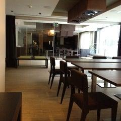 Foto tomada en Hotel Grums Barcelona por Danya A. el 3/2/2012