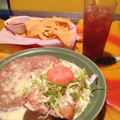 Photo taken at El Ranchito's by Nathan H. on 1/6/2012