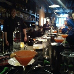 Photo taken at Olive or Twist by ExoticMixologist on 10/15/2011