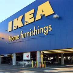 Photo taken at IKEA by Anthony R. on 2/10/2011