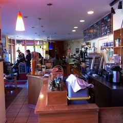 Photo taken at Red Eyes Coffee by Alan B. on 3/19/2011