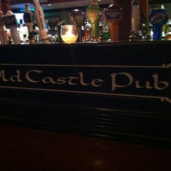 Photo taken at Oldcastle Pub by Doug K. on 9/10/2011