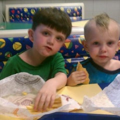 Photo taken at Burger King® by Steven M. on 9/14/2011