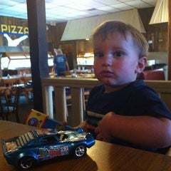 Photo taken at Spinner's Pizza by Chris W. on 3/20/2012