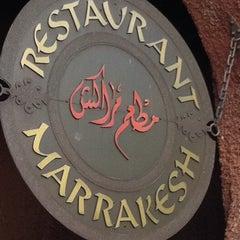 Photo taken at Restaurant Marrakesh by Tony D. on 3/14/2011