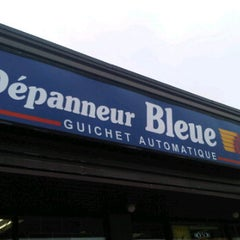 Photo taken at Depanneur Bleue by Chris C. on 9/22/2011