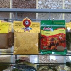 Photo taken at Mediterranean Market by Yuki B. on 10/1/2011
