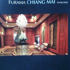 Photo taken at Furama Chiang Mai (ฟูราม่า เชียงใหม่) by I -. on 8/21/2011