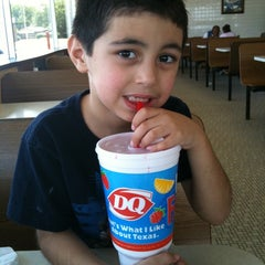 Photo taken at Dairy Queen by Josh M. on 7/22/2011