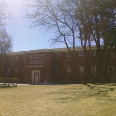 Photo taken at NAU Ashurst by Andrew F. on 3/11/2011