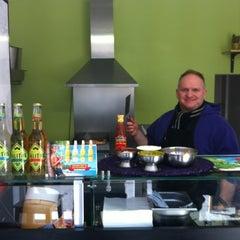 Photo taken at Wrap Up Burritobar by Tom B. on 2/2/2012