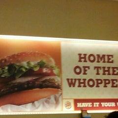 Photo taken at Burger King by Azuwan R. on 3/11/2012