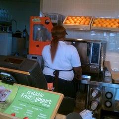 Photo taken at Jamba Juice by JL J. on 1/27/2012
