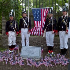 Photo taken at Delaware Park by Nick A. on 5/28/2012