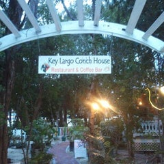 Photo taken at Key Largo Conch House by David H. on 2/3/2012