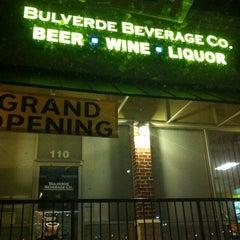 Photo taken at Bulverde Beverage Co. by Diana P. on 11/4/2011