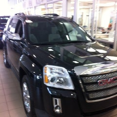 Photo taken at GSL Chev City by Jay M. on 4/4/2012