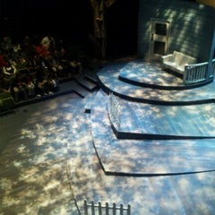 Photo taken at Wyly Theatre by Mike D. on 11/18/2011