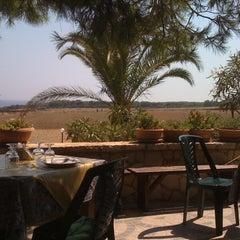 Photo taken at Tenuta Sant'Emiliano by Caroline-Yvonne S. on 8/23/2011