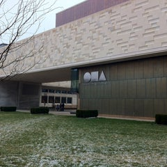 Photo taken at Chazen Museum Of Art by Chris G. on 12/30/2011