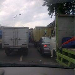 Photo taken at Lamer Perintis Kemerdekaan by Triasari L. on 1/9/2012