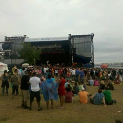 Photo taken at Beale Street Music Festival- MATCU Stage by Brooke H. on 4/30/2011