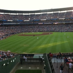 Photo taken at The Braves Chop House by Allison M. on 7/30/2011