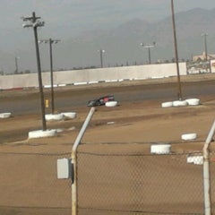Photo taken at USA Raceway by Chris B. on 1/22/2012