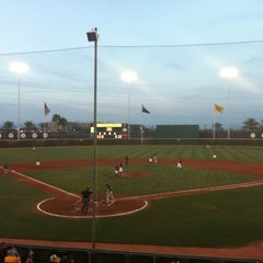 Photo taken at Packard Baseball Stadium by Sarah Y. on 4/7/2012