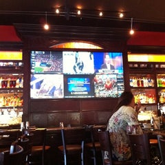 Photo taken at BJ's Restaurant and Brewhouse by Jeremy C. on 10/14/2011