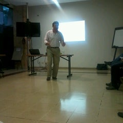 Photo taken at Grupo Accionplus by Alvaro L. on 8/31/2012