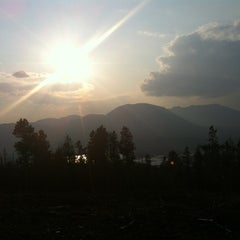 Photo taken at Sapphire Point Overlook by Jeff S. on 8/16/2012