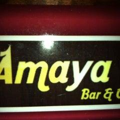 Photo taken at Amaya Indian Cuisine by Tony M. on 6/5/2012