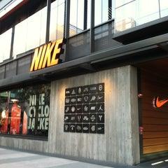 Photo taken at Nike Santa Monica by Gerard P. on 2/13/2012