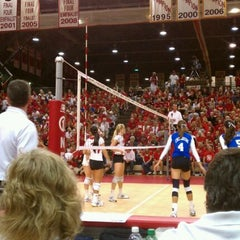 Photo taken at NU Coliseum by mary s. on 9/9/2011
