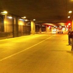 Photo taken at Lower Wacker Drive by Benjamin on 9/22/2011