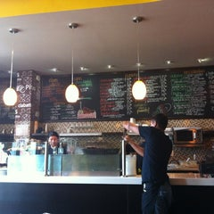 Photo taken at Simplemente Deli by Laura S. on 8/19/2012