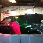 Photo taken at Royal car wash by Derek S. on 12/24/2010