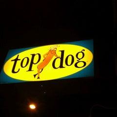 Photo taken at Top Dog by Sean L. on 11/24/2011
