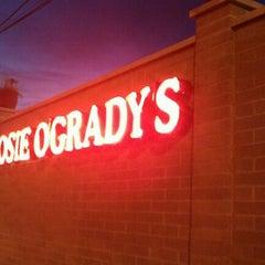 Photo taken at Rosie O'Grady's by Milton S. on 10/10/2011