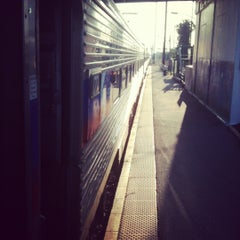 Photo taken at Amtrak/SEPTA: Newark Station by CJ W. on 5/18/2012