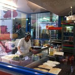 Photo taken at Nenem's Turkish Gozleme by Jasmine H. on 7/3/2011