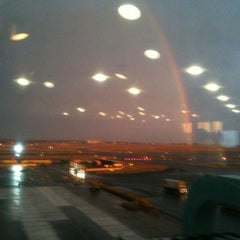 Photo taken at SAA Business Class Lounge - Domestic by Lumko M. on 10/2/2011