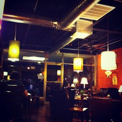 Photo taken at Epoch Coffee by Mike Z. on 4/13/2012